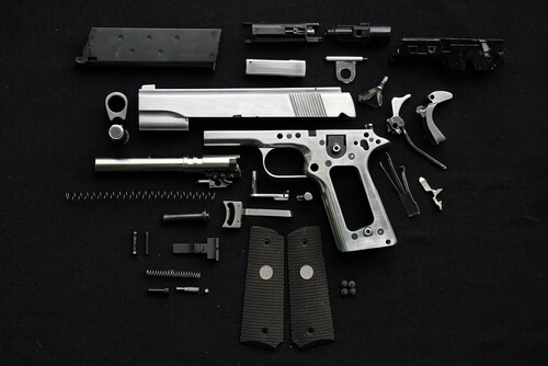 Firearm Industry Machined Products
